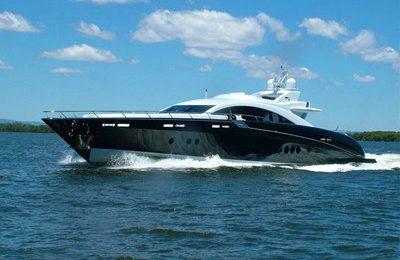 sydney luxury yacht hire 88 feet super yacht for charter