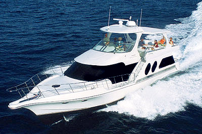 marina del rey los angeles yacht rental 60' motor yacht charter