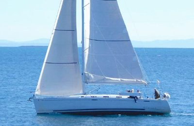 brisbane yacht charter 45 feet sailboat for hire