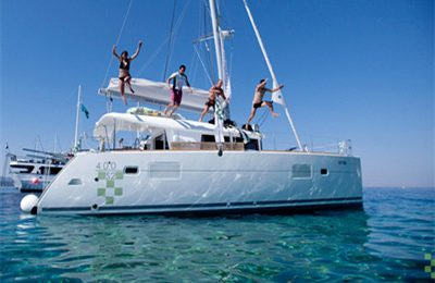 brisbane yacht charter lagoon 400 catamaran for hire