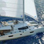 San diego yacht rental 58' catamaran charter