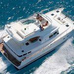 marina del rey yacht rental 44' lagoon catamaran charter