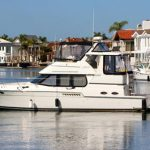 newport beach yacht rental carver 380 motor yacht charter