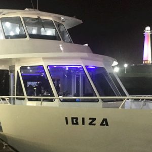 ibiza party yacht charter los angeles