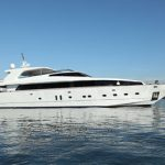 Marina del rey Los angeles mega yacht charter 125' admiral xl yacht rental