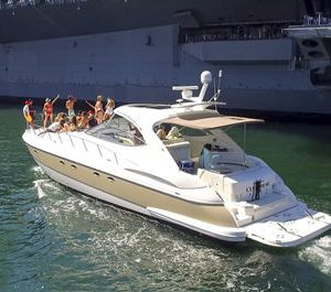 San diego yacht rental cruisers yachts 560 for charter