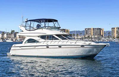marina del rey yacht charter 46 feet maxum motor yacht