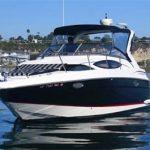 marina del rey yacht rental 32' regal express yacht charter