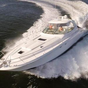 Exquisite 55 foot yacht
