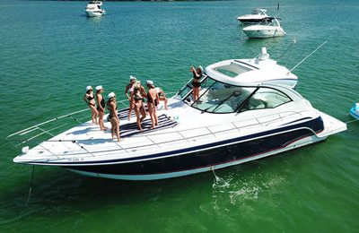 miami yacht rentals formula 48 cruiser charter