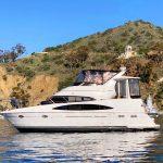 Marina del rey carver 400 yacht rental