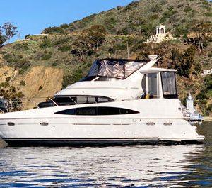 marina del rey yacht charter carver 400 motor yacht rental