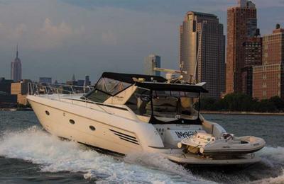 new york yacht charter 50 feet trojan yacht rental