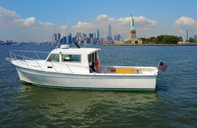 new york yacht charter private harbor tour