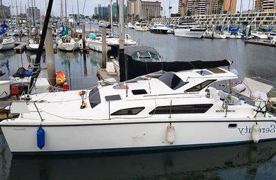 marina del rey yacht charter gemini 35 catamaran rental