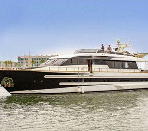 marina del rey yacht charter 85 feet yacht rental