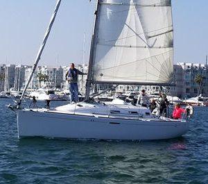 marina del rey sailboat rental 37 beneteau yacht charter