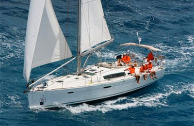 Boston yacht charter 50; luxury sailboat rental