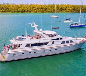 boston yacht charter 103 feet mega yacht rental