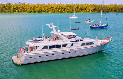 boston yacht charter 103 feet mega yacht rental