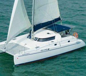 marina del rey catamaran charter