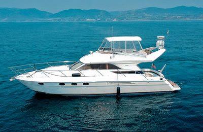 marina del rey yacht charter 50' viking sports cruiser yacht charter