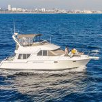Marina del rey carver 40 feet yacht charter onboat