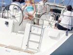 monohull Sailboat Yacht Rental in Marina Del Rey