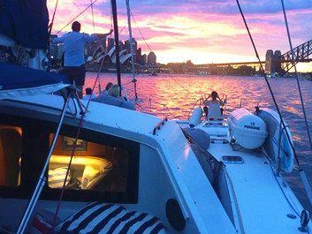 Monohull sailboat Yacht Rentals in Sydney