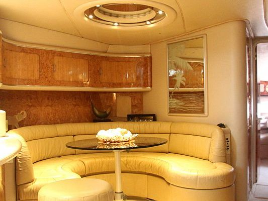 Express Cruiser Yacht Boat Charter in