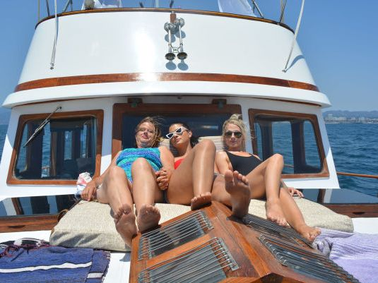 Marina del Rey Private Yacht Charter