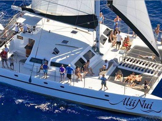 Maalaea Harbor,Maui Yacht Rentals