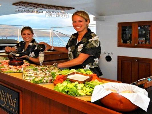 Yacht Charter Maalaea Harbor,Maui
