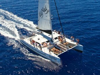 Monohull sailboat Yacht Rentals in Maalaea Harbor,Maui