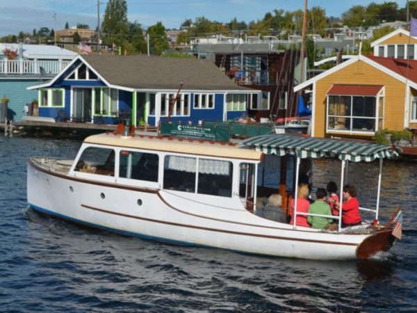 Yacht Rentals Lake Union, Seattle