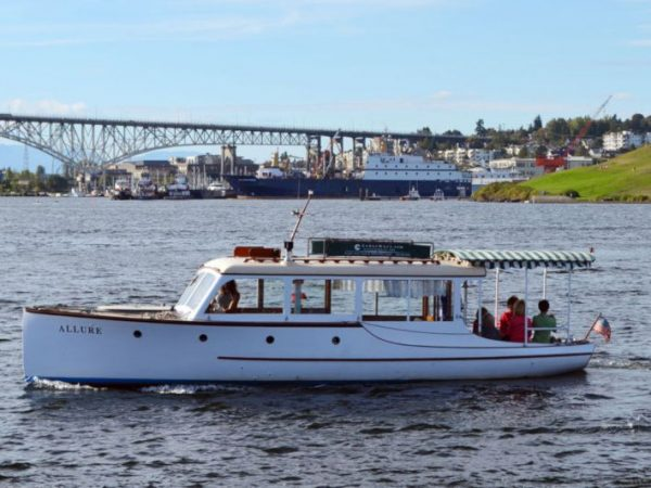 Motor Yacht Yacht Rental in Lake Union, Seattle