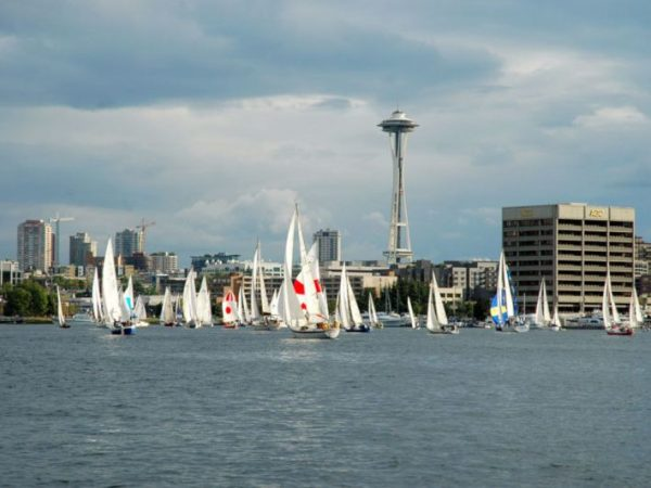 Yacht Charter Lake Union, Seattle