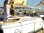 Catamaran Sailing Yacht Yacht Rental in JERSEY CITY