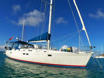 Monohull sailboat Yacht Rentals in Cancun