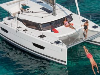 Catamaran Sailing Yacht Yacht Rental in Annapolis