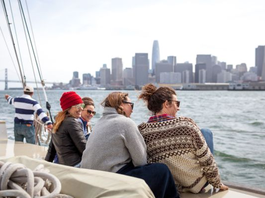 San Francisco Yacht Rental