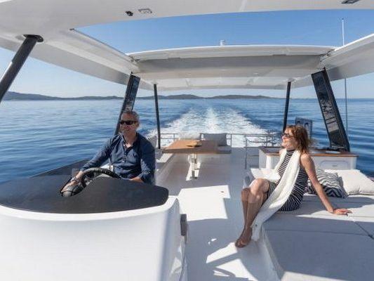 catamaran motor yacht. Yacht Rental in Annapolis
