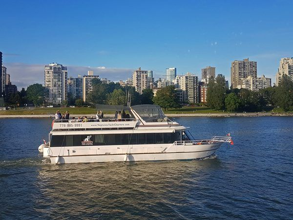 Party Motor Yacht Yacht Rentals in VANCOUVER