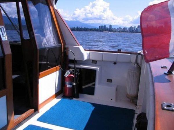 Motor Yacht Yacht Charter in VANCOUVER