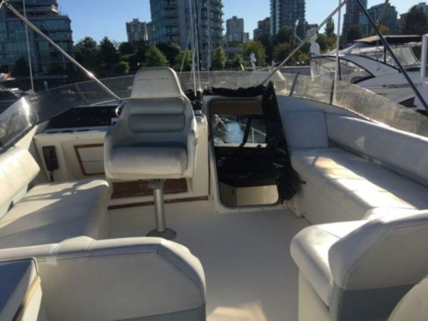 Yacht Charter VANCOUVER