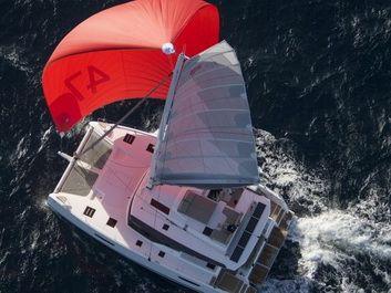 Catamaran Sailing Yacht Yacht Rentals in Annapolis