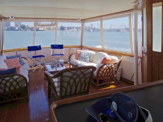 Motor Yacht Yacht Rental in Emeryville