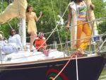 Monohull Sailboat Yacht Rental in Annapolis