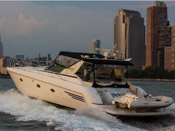 Express Cruiser Yacht Yacht Rentals in JERSEY CITY