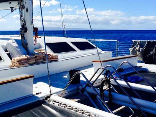 Monohull sailboat Yacht Rental in Maalaea Harbor,Maui